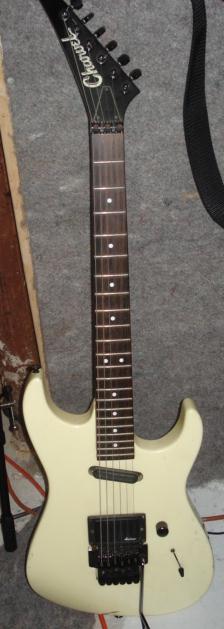 Fender Locking Tuners >> 1987 Charvel Predator. Reverse Headstock. All Stock